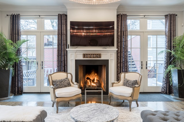 Fireplace makeover: renovate your home with the best decor