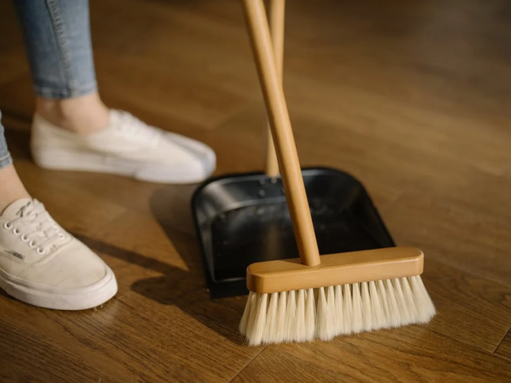 The Importance of Cleaning and Staying Organized